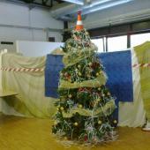 L'albero di Natale Festa CRAL 2014