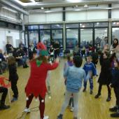 Balli con bambini