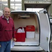 Consegna carne biologica - maggio 2013