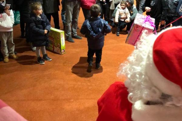 Finalmente Babbo Natale